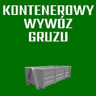 Wywóz gruzu Łódź, Zgierz, Stryków, Ozorków